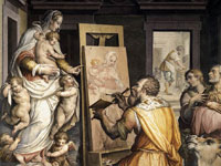 Итальянские жизнеописания от художника Джорджо Вазари