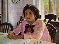 Задушевные портреты и красивейшие пейзажи на картинах Валентина Серова