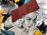 Старый чердак, листопадное танго и другие прикольные иллюстрации рунета