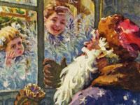 20 вдохновляющих советских новогодних ретро открыток