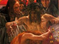 Драматизм и чувственность от художника Ловиса Коринта