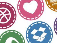 Скачать бесплатно 10 наборов разнообразных иконок за март