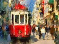 Красочный импрессионизм от иллюстратора Tzviatko Kinchev из Болгарии