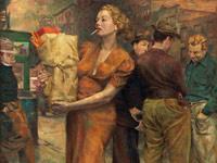 Эмоциональная чувственность сюжетов на картинах художника Джеймса Авати