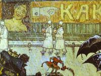 Парадные зарисовки городской изнанки от художника Добужинского