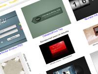20 сайтов, где можно бесплатно скачать дизайнерские psd элементы
