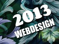 25 основных трендов веб-дизайна в 2013 году по версии DesigNonstop