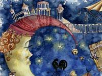 Фрагментация памяти, котики, парижанка и другие прикольные иллюстрации