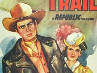 20 вдохновляющих примеров ретро постеров о Диком Западе