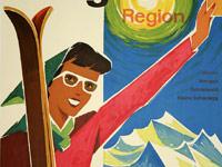 20 вдохновляющих примеров ретро постеров спортивной тематики