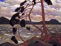 Озера, водопады и парки на пейзажах художника Тома Томсона