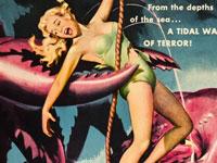 20 вдохновляющих примеров ретро постеров за август