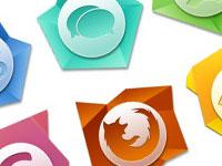Скачать бесплатно 10 наборов разнообразных иконок за август