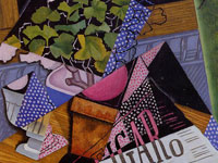 Кубическая реальность от испанского художника Хуана Грис