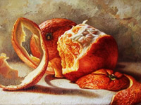 Аппетитная и просто вкусная еда в натюрмортах современных художников