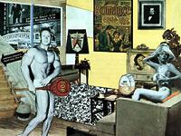 Влияние исторических трендов искусства на современный дизайн: Поп-арт