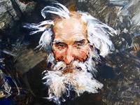 Завораживающие портреты в исполнении русских современных художников